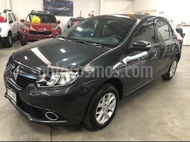 Foto venta Auto usado Renault Logan Intens (2018) color Gris precio $179,000