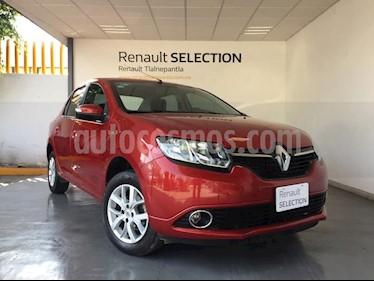 Foto venta Auto Seminuevo Renault Logan Intens (2018) color Rojo Fuego precio $185,000