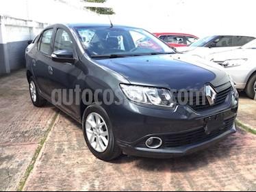 Foto venta Auto usado Renault Logan LOGAN INTENS TM (2018) color Gris Cometa precio $140,000