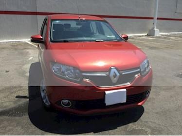 Foto venta Auto usado Renault Logan LOGAN INTENS TM (2018) color Rojo Fuego precio $165,000