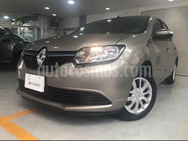 Renault Logan Zen usado (2019) color Beige precio $168,000