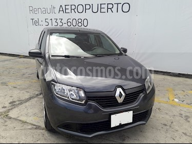 Foto Renault Logan Authentique usado (2018) color Gris Acero precio $135,000