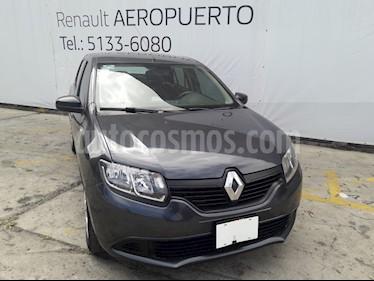 Foto Renault Logan Authentique usado (2016) color Gris Acero precio $135,000