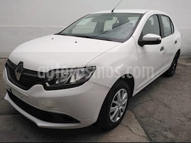 Renault Logan Expression usado (2016) color Blanco precio $124,900