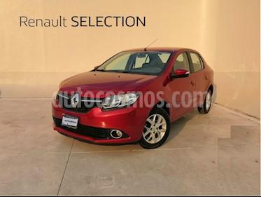 Renault Logan Dynamique usado (2017) color Rojo Vivo precio $160,000