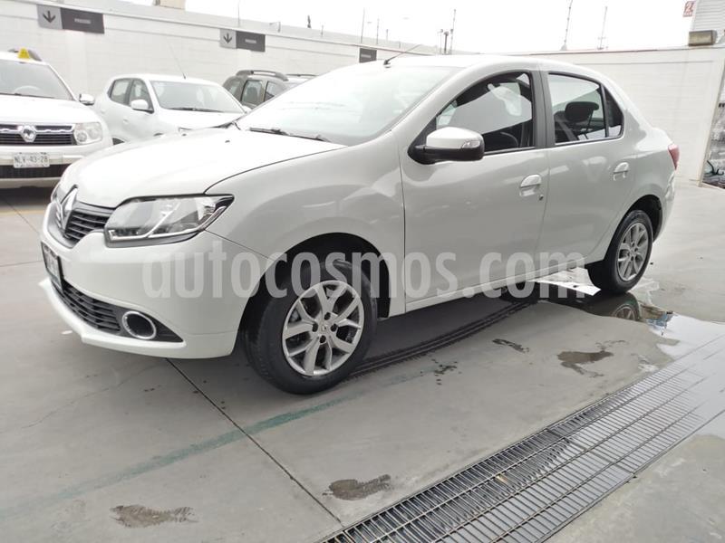 Renault Logan Dynamique usado (2018) color Blanco precio $165,000