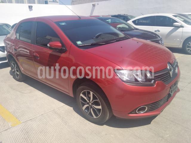 Renault Logan 4P INTENS L4/1.6 AUT usado (2019) color Rojo precio $195,000