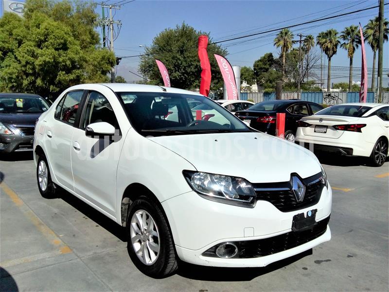 Renault Logan Intens usado (2018) color Blanco precio $169,958