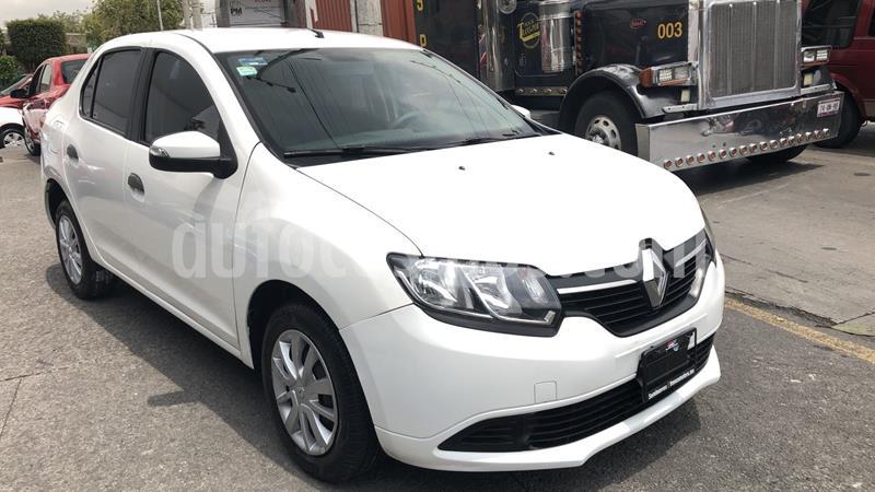 Renault Logan Zen usado (2017) color Blanco Glaciar precio $140,000