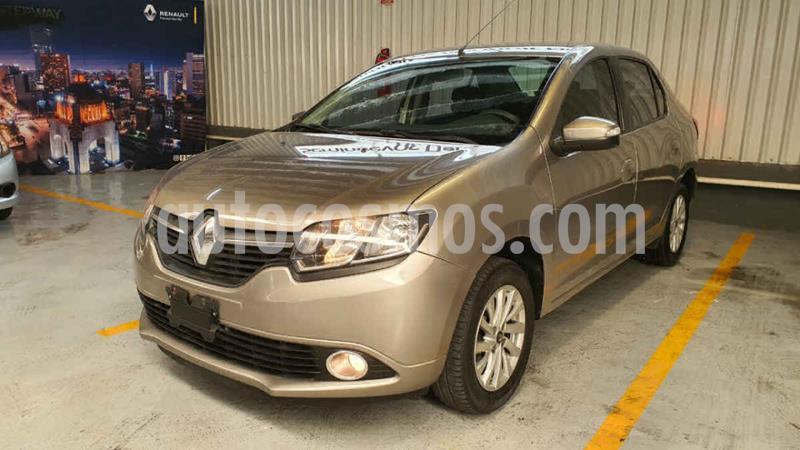 Renault Logan Intens usado (2018) color Beige precio $165,000