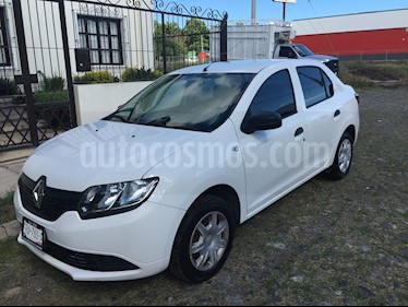 Renault Logan Authentique usado (2016) color Blanco precio $105,000
