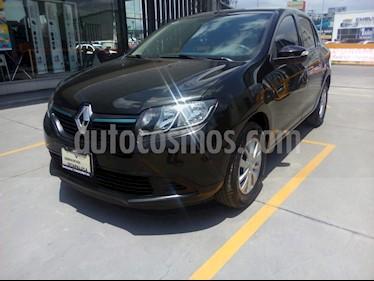 Renault Logan Zen usado (2018) color Negro Nacarado precio $160,000