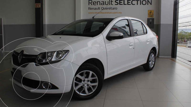 Foto Renault Logan Dynamique usado (2017) color Blanco precio $185,000