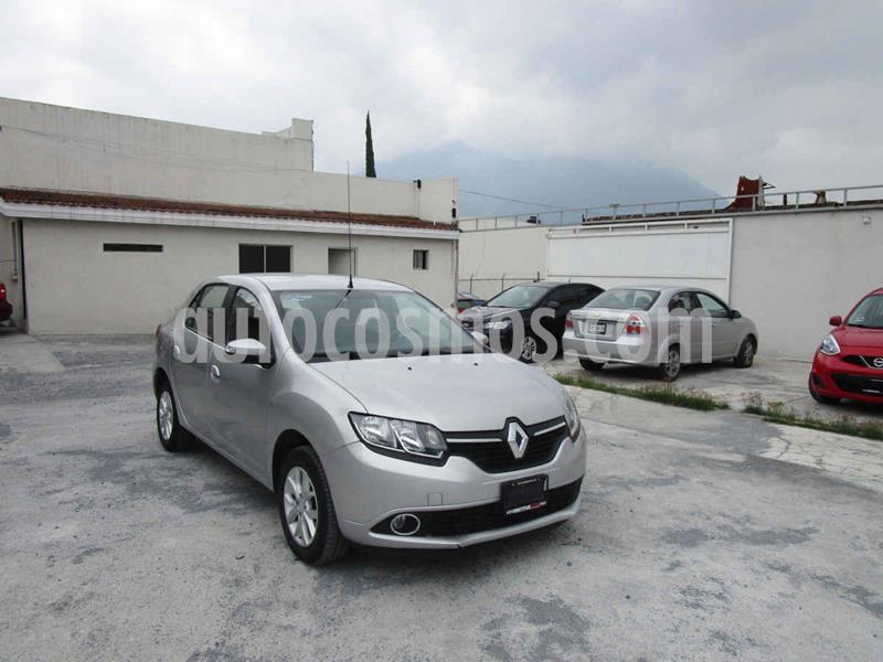 Renault Logan Intens Aut usado (2018) color Plata precio $139,990