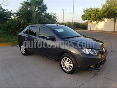 Renault Logan EXPRESSION TM usado (2017) color Gris precio $119,000