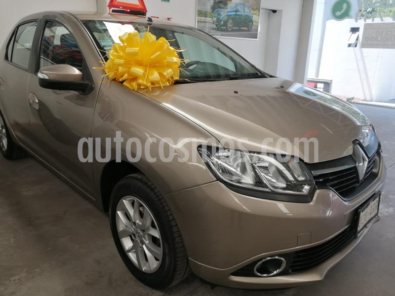 Renault Logan Dynamique usado (2018) color Marron precio $165,000