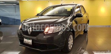 Foto Renault Logan Expression Aut usado (2017) color Gris precio $155,000