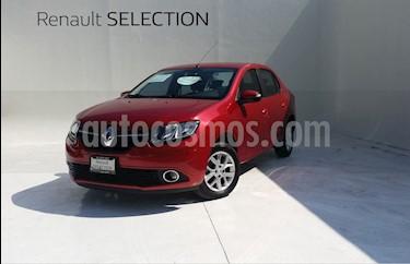 Renault Logan Intens usado (2018) color Rojo Fuego precio $170,000