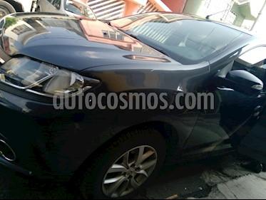 Renault Logan Dynamique usado (2017) color Gris Estrella precio $130,000
