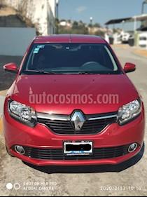 Renault Logan Intens Aut usado (2018) color Rojo precio $149,900