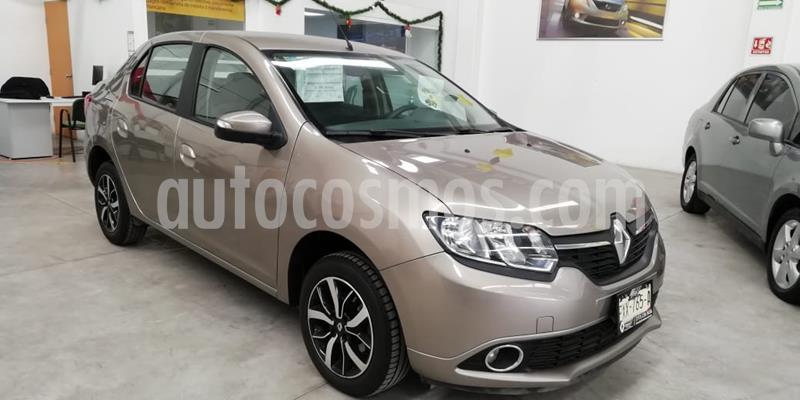 Renault Logan Dynamique usado (2019) color Marron precio $185,000