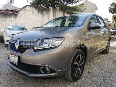 Renault Logan Intens Aut usado (2019) color Beige Arena precio $199,000