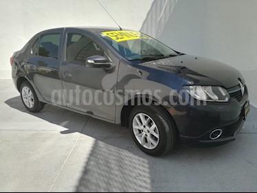 Renault Logan Intens usado (2018) color Gris Cometa precio $150,000