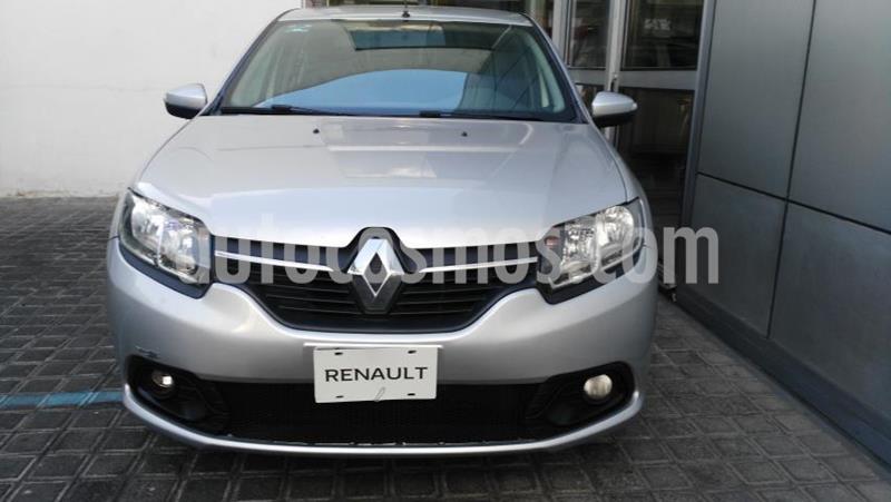 Renault Logan 4P DYNAMIQUE L4/1.6 MAN usado (2015) color Plata precio $120,000