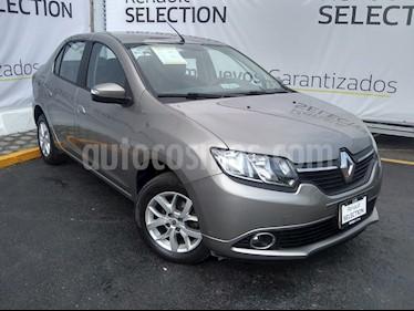 Renault Logan Intens Aut usado (2018) color Beige Arena precio $185,000