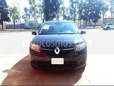 Renault Logan 4p Intens L4/1.6 Aut usado (2018) color Negro precio $165,000