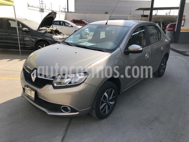 Renault Logan Intens Aut usado (2019) color Beige Arena precio $185,000