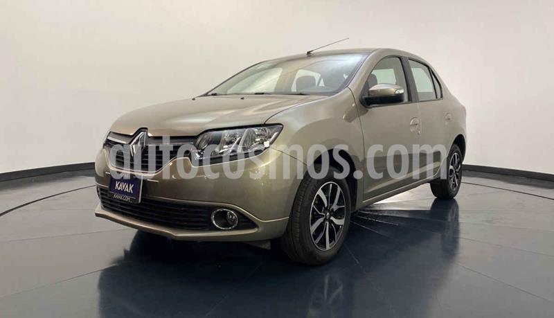 Renault Logan Intens usado (2019) color Cafe precio $187,999
