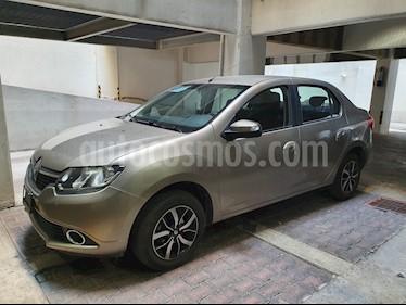 Renault Logan Intens usado (2019) color Beige Arena precio $190,000