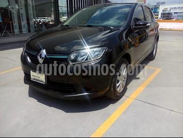 Renault Logan Zen usado (2018) color Negro precio $160,000