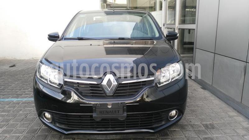 Renault Logan 4P INTENS L4/1.6 MAN usado (2019) color Negro precio $185,000