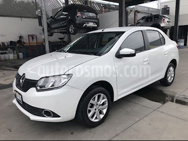 Renault Logan Dynamique usado (2018) color Blanco Glaciar precio $165,000