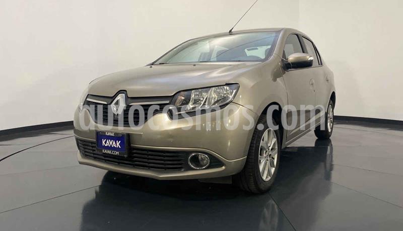 Renault Logan Dynamique Aut usado (2016) color Dorado precio $144,999