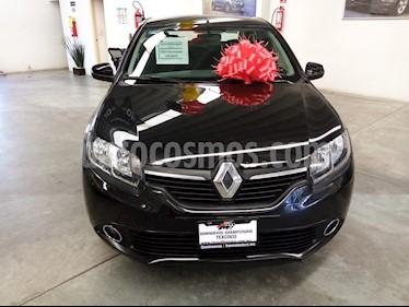 Renault Logan Intens usado (2018) color Negro precio $169,000