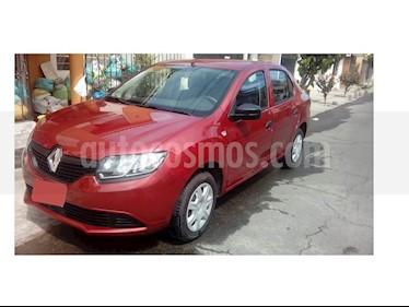 Renault Logan 1.6L Authentique usado (2015) color Rojo Fuego precio u$s8,000