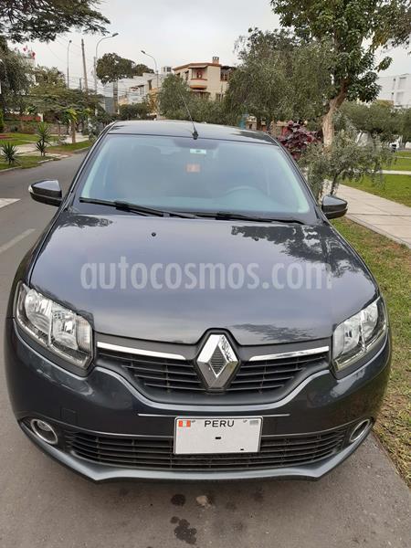 Renault Logan 1.6L Intens  usado (2019) color Gris precio u$s11,500