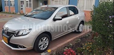 Foto venta Carro usado Renault Logan Privilege (2017) color Gris Estrella precio $34.500.000