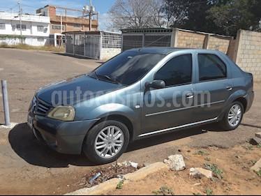 Renault Logan 1.6lt usado (2008) color Azul precio BoF2.001.200
