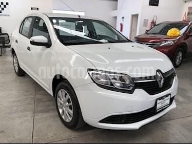 Foto venta Auto usado Renault Logan Zen Aut (2018) color Blanco precio $159,000
