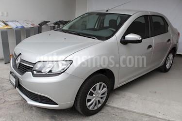 Foto venta Auto usado Renault Logan Zen Aut (2018) color Plata precio $185,000