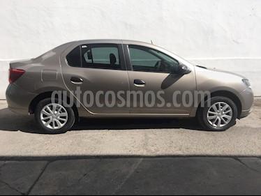 Foto venta Auto usado Renault Logan Zen (2018) color Beige Arena precio $163,900