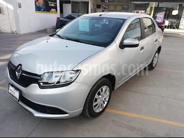 Foto venta Auto usado Renault Logan Zen (2018) color Gris precio $170,000