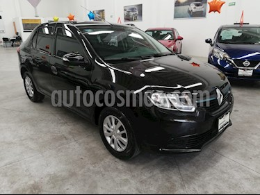 Foto venta Auto usado Renault Logan Zen (2018) color Negro Nacarado precio $160,000