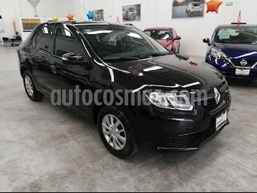 Foto venta Auto usado Renault Logan Zen (2018) color Negro precio $160,000