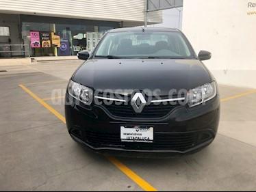 Foto venta Auto usado Renault Logan Zen (2018) color Negro Nacarado precio $165,000