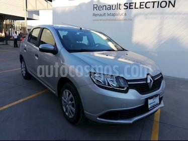 Foto venta Auto usado Renault Logan Zen (2018) color Gris Estrella precio $160,000